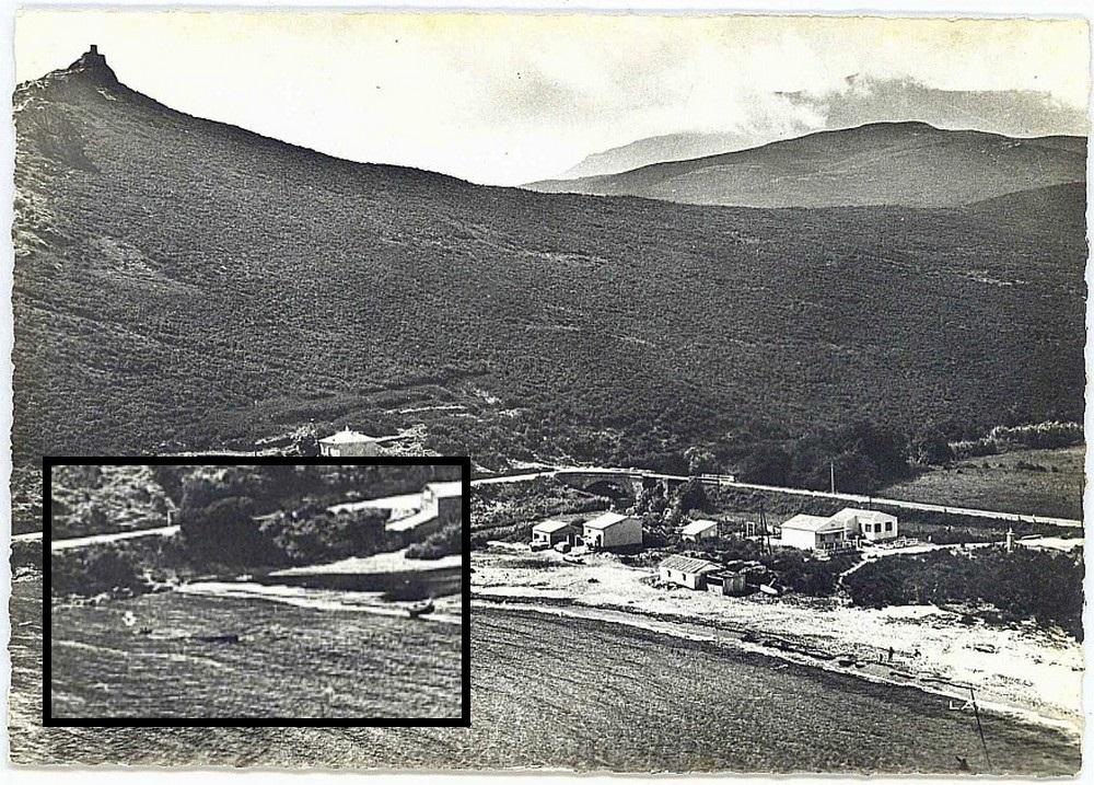 Carte-postale-Pietracorbara-années-60